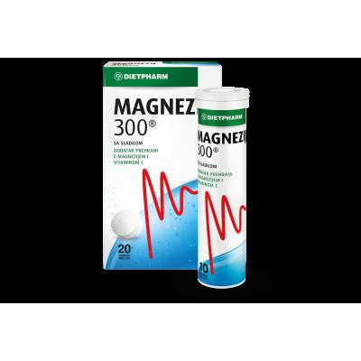 Magnezij 300 ® šumeće tablete sa sladilom