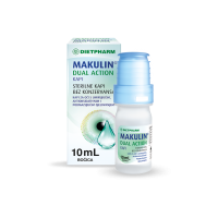 Makulin ® Dual Action kapi za oči 10ml