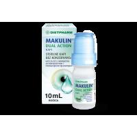 Makulin ® Dual Action kapi za oči 10ml