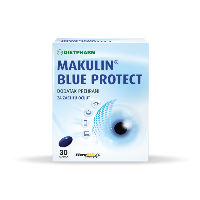 Makulin ® Blue Protect kapsule