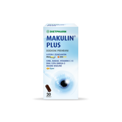 Makulin ® Plus kapsule