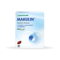 Makulin ® kapsule