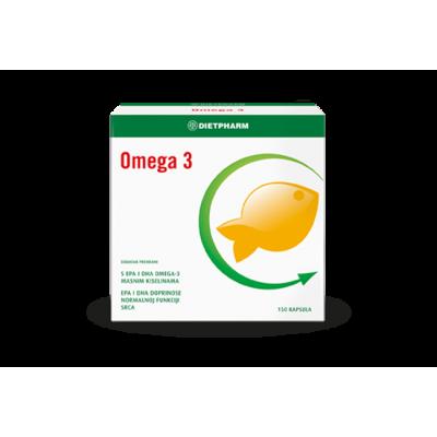 Omega 3 kapsule a50