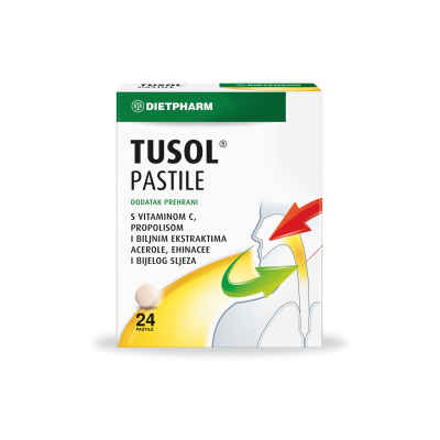 Tusol ® pastile