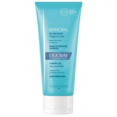 Ducray Keracnyl pjenušavi gel 200ml