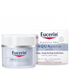 Eucerin AQUAporin ACTIVE krema SPF25 UV 50ml