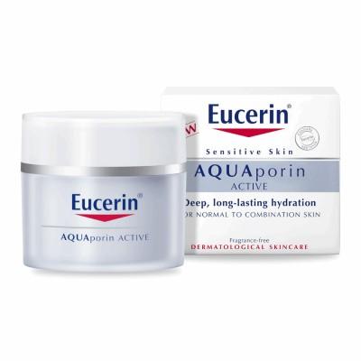Eucerin AQUAporin ACTIVE krema za normalnu do mješovitu kožu 50ml