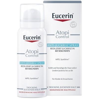 Eucerin AtopiControl sprej za nadraženu kožu 50ml
