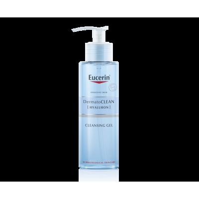 Eucerin DermatoCLEAN gel za čišćenje 200ml