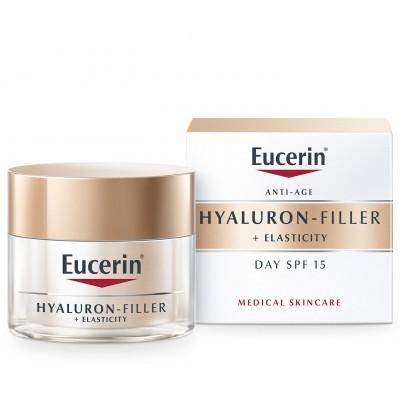 Eucerin Hyaluron-Filler Elasticity dnevna njega SPF15 50ml