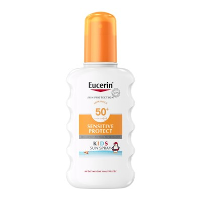 Eucerin SUN Sensitive Protect Kids sprej SPF50+ 200ml
