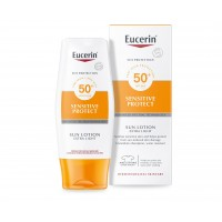 Eucerin SUN Sensitive Protect ekstra lagani losion SPF50+ 150ml