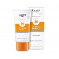 Eucerin SUN Sensitive Protect krema za lice SPF30 50ml