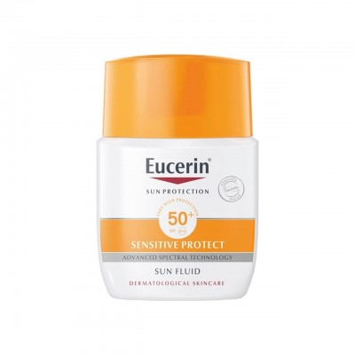 Eucerin SUN Sensitive Protect matirajući fluid SPF50 50ml