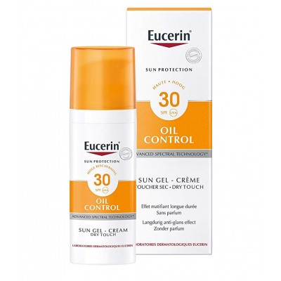 Eucerin SUN Oil Control Dry Touch gel krema SPF30 50ml