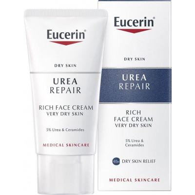 Eucerin UreaRepair rich noćna krema 5% ureje 50ml