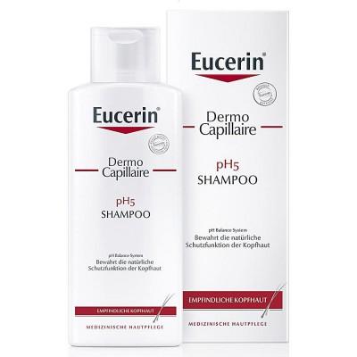 Eucerin DermoCapillaire pH5 šampon za osjetljivo vlasište 250ml