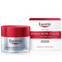 Eucerin Hyaluron-Filler Volume-lift noćna krema 50ml