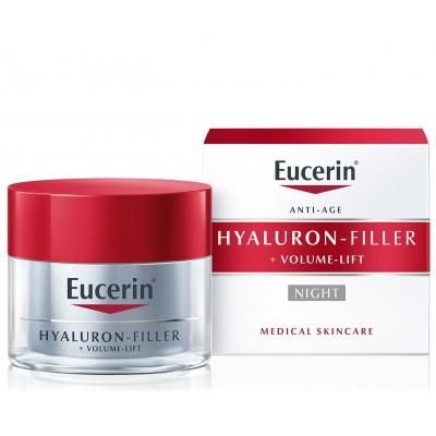 Eucerin Hyaluron-Filler Volume-lift noćna krema 50ml