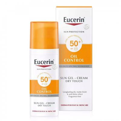 Eucerin SUN Oil Control Dry Touch gel krema SPF50 50ml