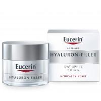 Eucerin Hyaluron-Filler dnevna krema za suhu kožu 50ml