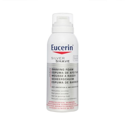 Eucerin MEN Silver Shave gel za brijanje 150ml