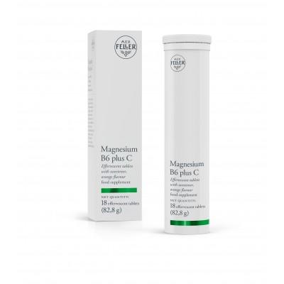M.E.V. Feller® Magnezij B6 plus C 18 šumećih tableta
