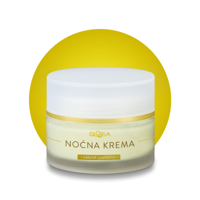Gloria Noćna krema smilje 50ml