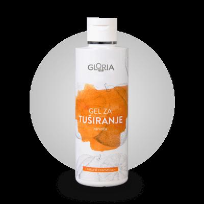 Gloria Gel za tuširanje narandža 200ml