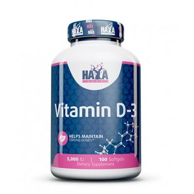 HAYA Vitamin D 5000IU cps a100