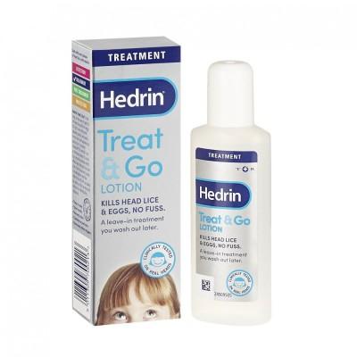 Hedrin Treat & Go® losion protiv vaški 50ml