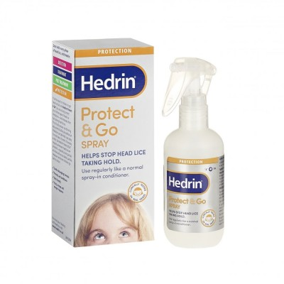 Hedrin Protect & Go® sprej protiv vaški 120ml
