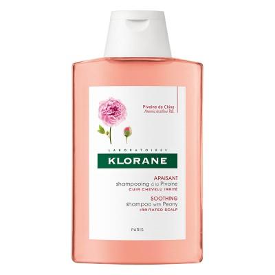 Klorane Šampon s ekstraktom božura za iritirano vlasište 200ml