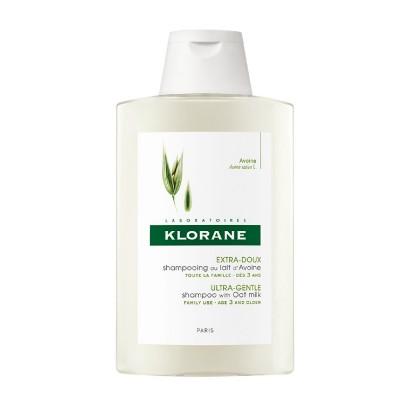 Klorane Šampon za često pranje kose s ekstraktom zobi 200ml