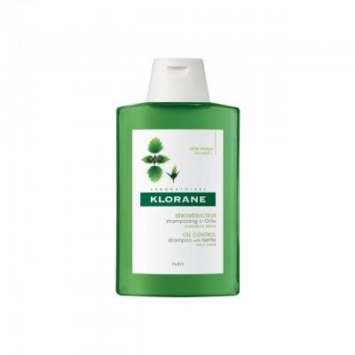 Klorane Šampon za masnu kosu s ekstraktom koprive 200ml