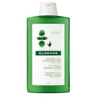 Klorane Šampon za masnu kosu s ekstraktom koprive 400ml