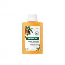 Klorane Šampon za suhu i oštećenu kosu s ekstraktom mangovog maslaca 200ml