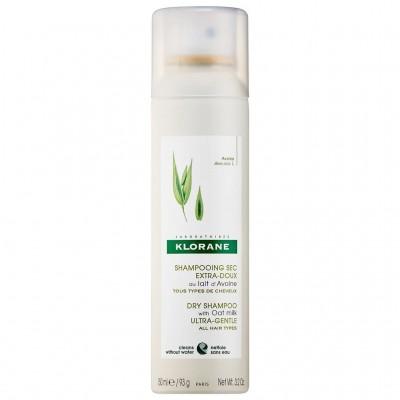 Klorane Suhi šampon s zobenim mlijekom 150ml