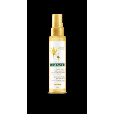 Klorane Zaštitno ulje s voskom Ylang-Ylanga 100ml