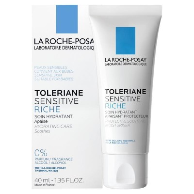 La Roche-Posay Toleriane Sensitive Rich krema 40ml