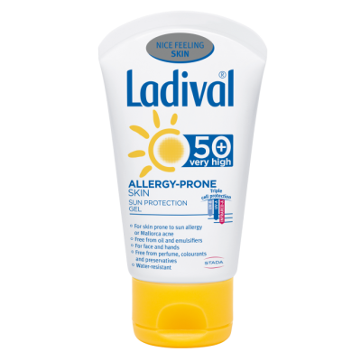 Ladival Gel za lice SPF50+ 50ml