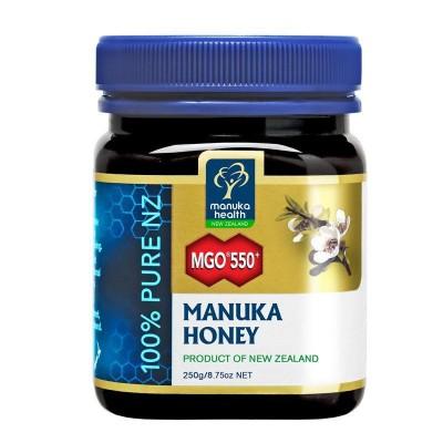 Manuka med MGO 550+ Manuka Health 250g