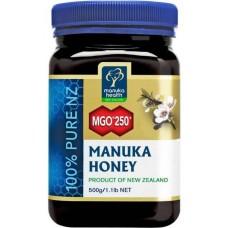 Manuka med MGO 250+ Manuka Health 500g
