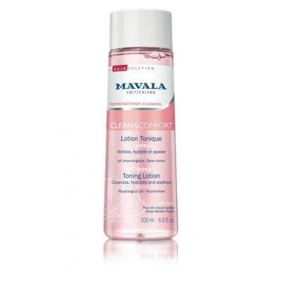MAVALA Clean & Comfort Tonizirajući losion za čišćenje 200ml