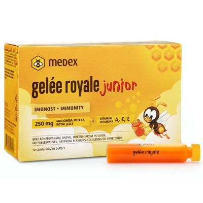Medex Gelée Royale Junior ampule