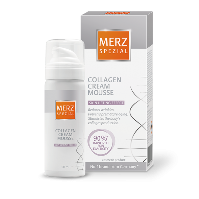 Merz Spezial Collage Cream Mousse 50ml