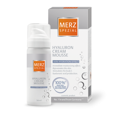 Merz Spezial Hyaluron Cream Mousse 50ml