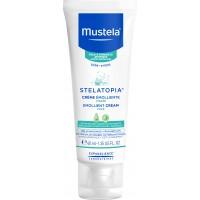 Mustela Stelatopia® Emolijentna krema za lice 40ml