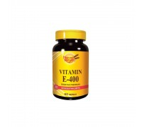 NW Vitamin E 400IU cps a60