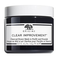 ORIGINS Clear Improvement Charcoal Honey Mask 75ml